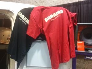 panama guitars shirts